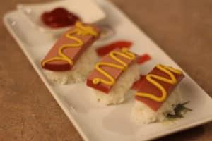 Sashimi de baloney